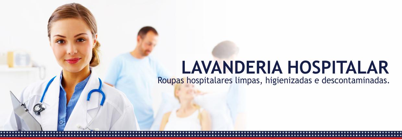 Lavanderia Hospitalar em SP